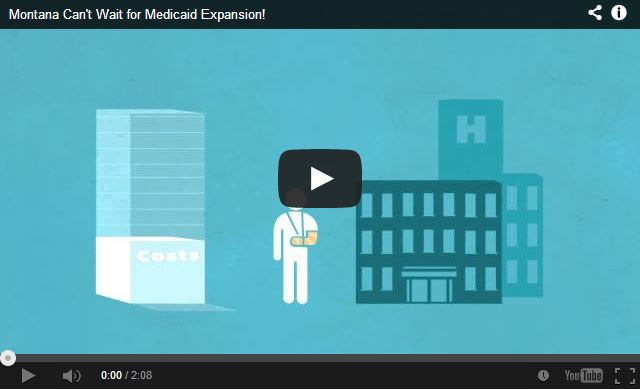 Video: Montana Can't Wait for Medicaid Expansion