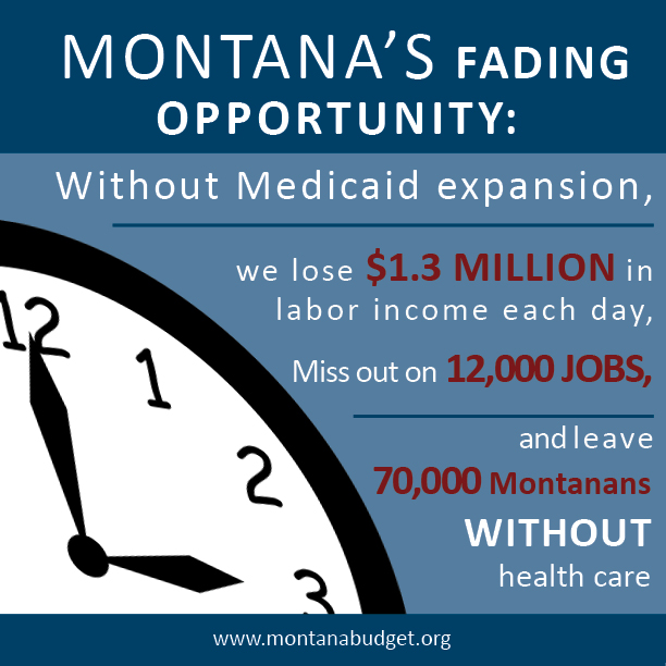 Montana's Missing Out on a Chance to Boost Our Economy