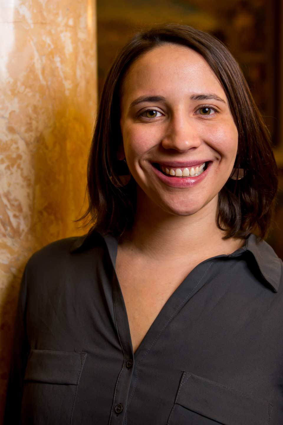 Adrienne Bombelles, Policy Analyst