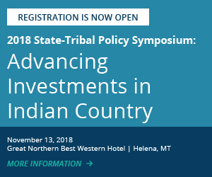 2018 State Tribal Policy Symposium