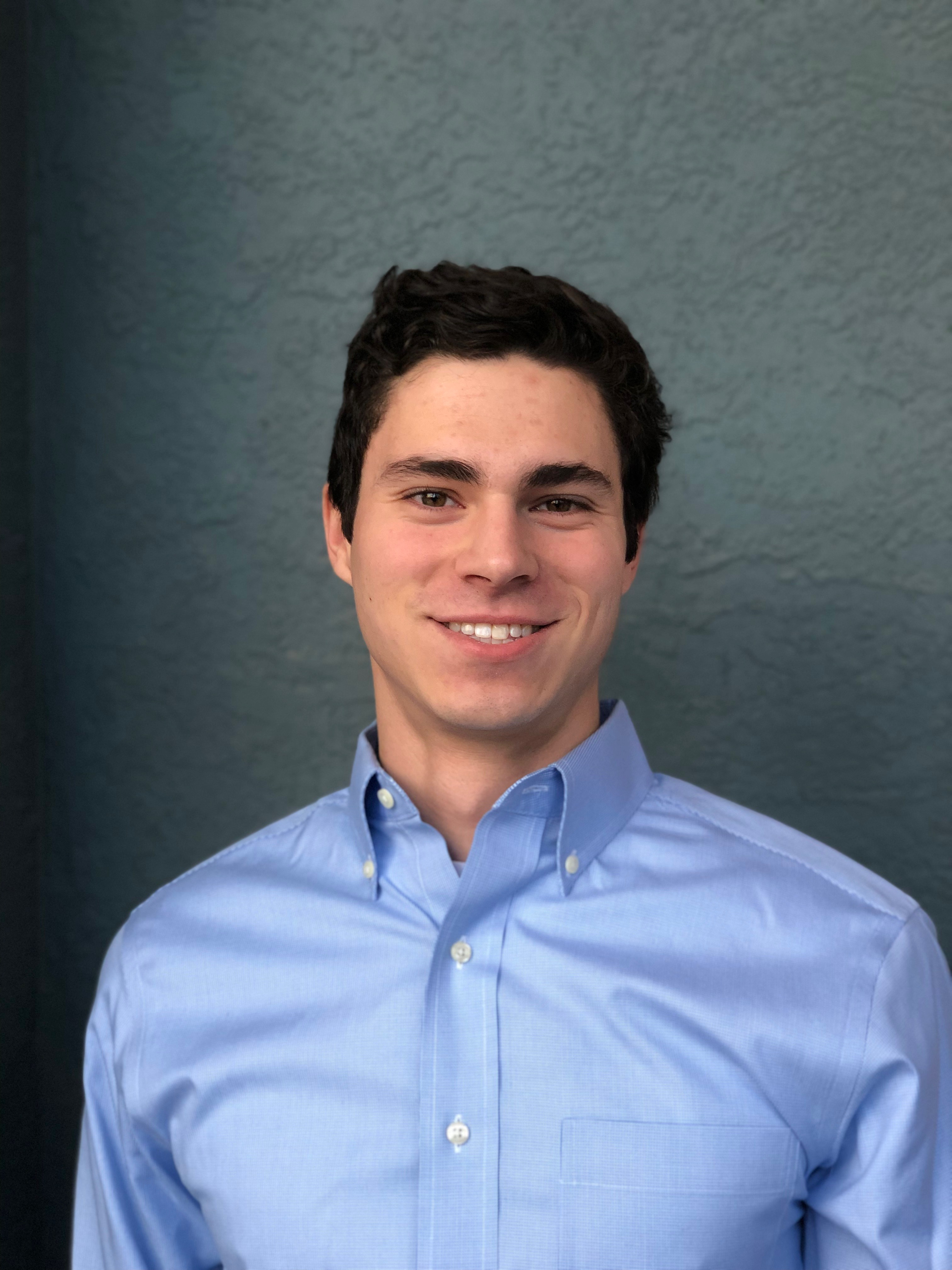 Nathan Stein, Legislative Policy Assistant