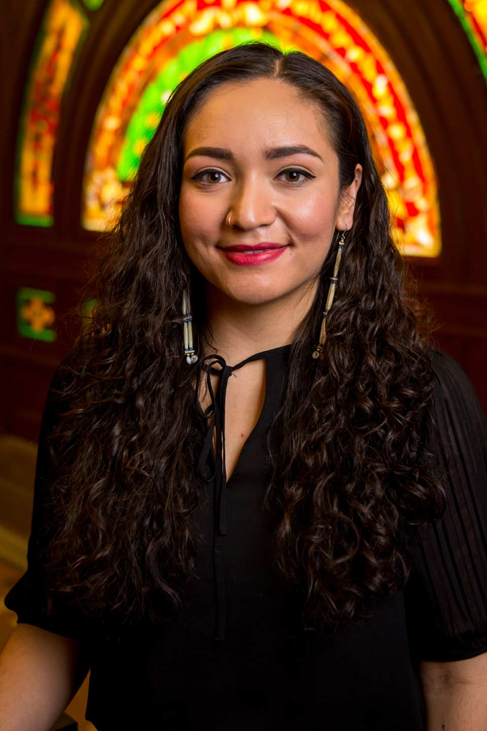 Daliyah Killsback, State-Tribal Policy Outreach Coordinator